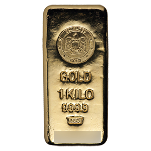 Emirates Gold 1kg Gold Bar