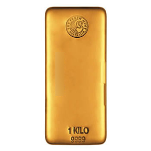Perth Mint 1kg Gold Bar