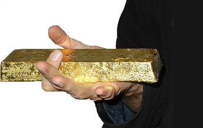 Sell Gold Dore Bars in Singapore