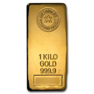 Royal Canadian Mint 1kg Gold Bar