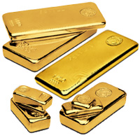 Sell Cast Gold Bars in Singapore For Cash At High Price!
